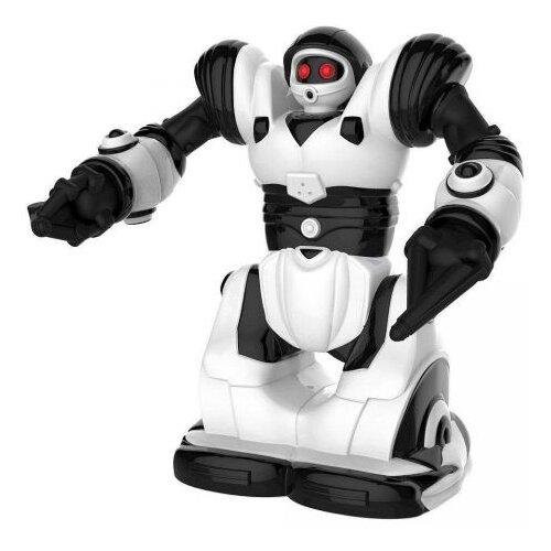 Купить Интерактивная игрушка робот WowWee Mini Robosapien 3885 черный/белый, Роботы и трансформеры