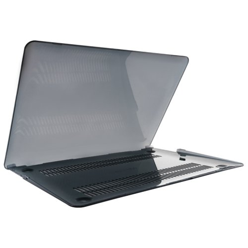 Чехол-накладка vlp Protective plastic case for MacBook Air 13 черный
