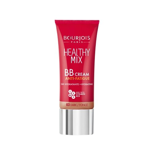 Bourjois BB крем Healthy Mix, SPF 15, 30 мл, оттенок: 03 dark bb крем bourjois healthy mix bb cream anti fatigue 03 цвет 03 dark fonce variant hex name be8866