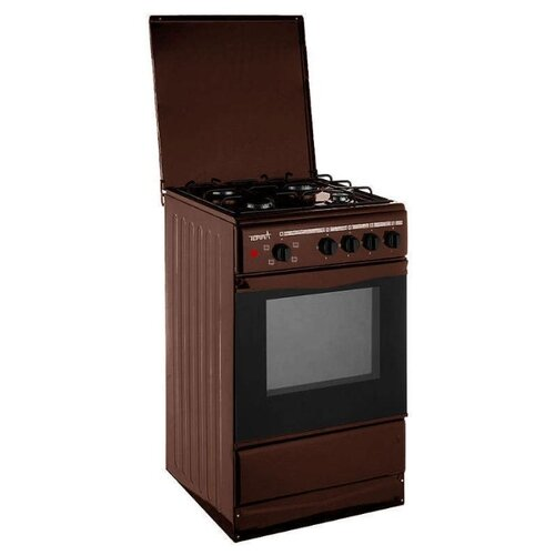 Комбинированная плита Terra GE 5404 Br цена 2017