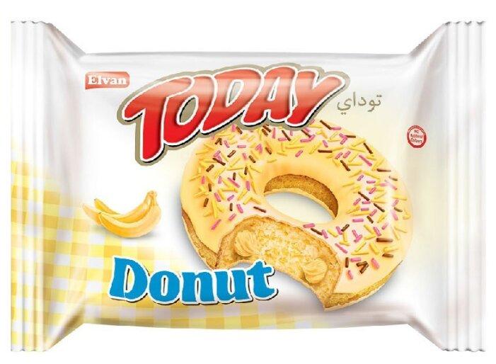 Elvan Пончик Today Donut банан