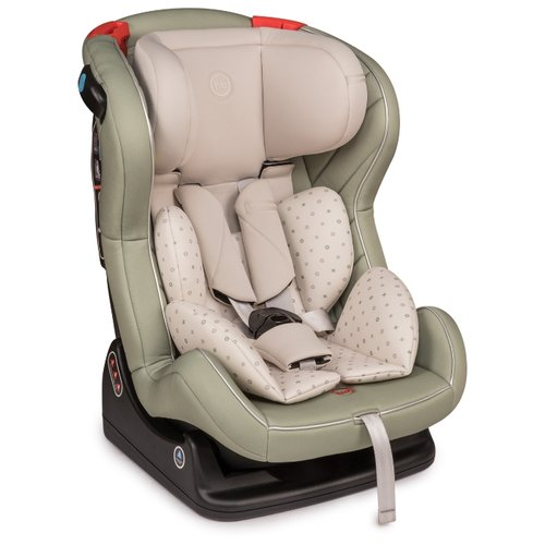 Автокресло группа 0/1/2 (до 25 кг) Happy Baby Passenger V2, green автокресло happy baby mustang 2015 gray