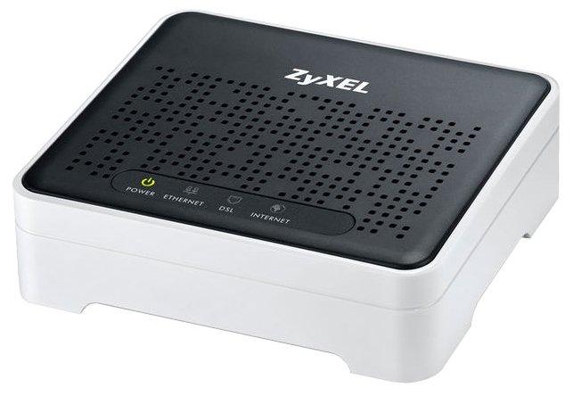 ZYXEL AMG1001-T10A-EU01V1F ADSL2+ модем-маршрутизатор AMG1001-T10A, 1xWAN RJ-11, Annex A, 1xLAN FE