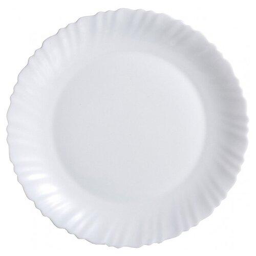 Luminarc Блюдо круглое Feston 30 см белый