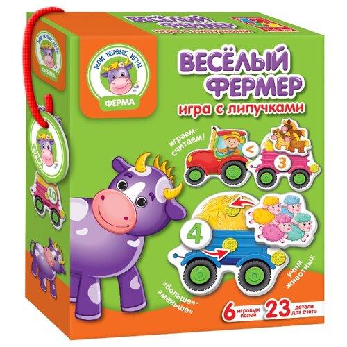 Настольная игра Vladi Toys Веселый фермер VT1310-01