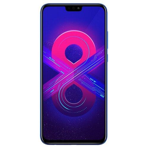 Смартфон Honor 8X 4/64GB синийМобильные телефоны<br>