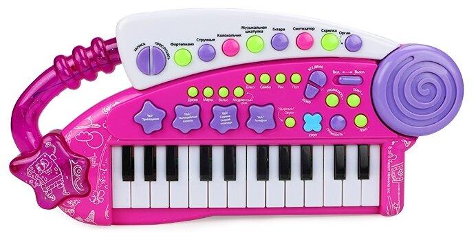Nickelodeon пианино Губка Боб Фейерверк звуков SPB0908-004
