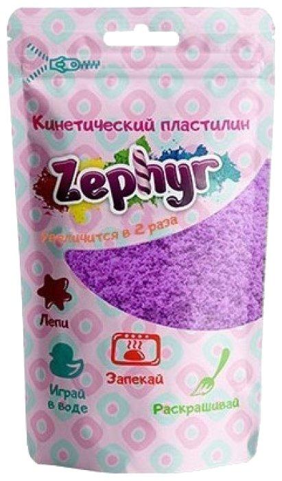 Масса для лепки Zephyr сиреневая 75 г Дой-пак (00-00000816)