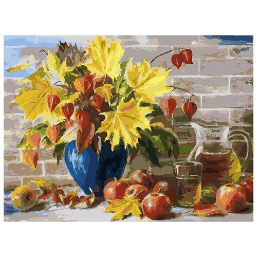 Купить Белоснежка Картина по номерам Сентябрь 30х40 см (071-AS), Картины по номерам и контурам