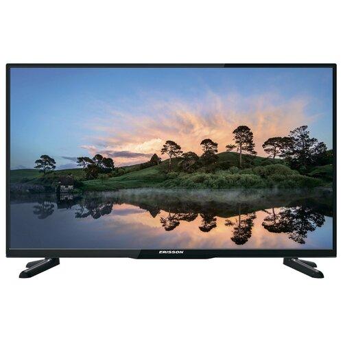 Фото - Телевизор Erisson 32HLE20T2 Smart 32 (2018) черный телевизор 50 erisson 50flea18t2sm full hd 1920x1080 smart tv черный