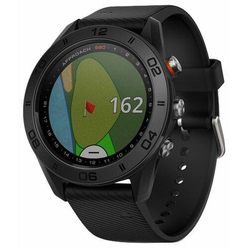 Умные часы Garmin Approach S60, черный