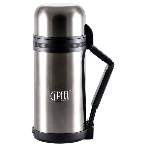 Классический термос GIPFEL Santos 8210 (1,2 л) серый