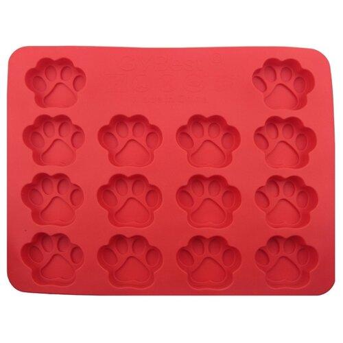 Форма для печенья FidgetGo Лапки красныйВыпечка и запекание<br>