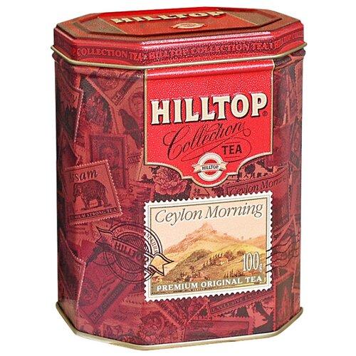 Чай черный Hilltop Цейлонское утро подарочный набор, 100 гЧай<br>