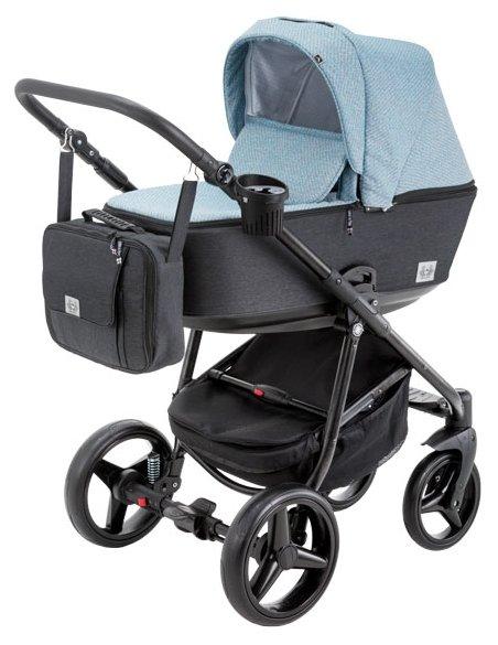 Универсальная коляска Adamex Reggio (2 в 1)