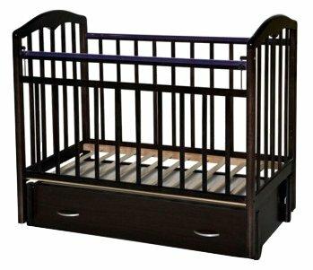 Кроватка Esperanza Martinа Decor №06 (продольный маятник)