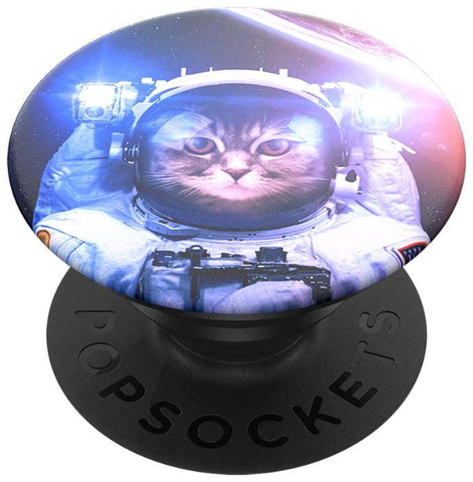 Поп-сокет PopSockets 101239 Catstronaut фото 1