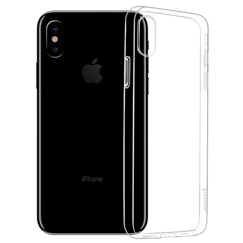 Купить Чехол Hoco Light для Apple iPhone X/Xs transparent