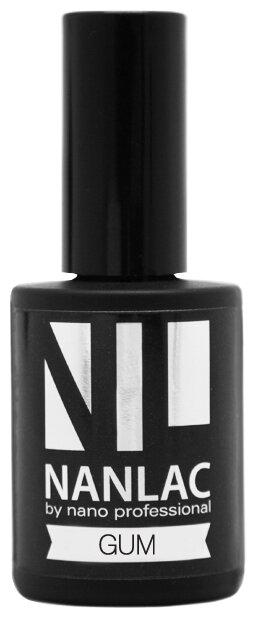Базовое покрытие Nano Professional NANLAC Gum 15 мл