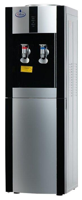 Кулер для воды напольный SMixx 16LD/E black and silver