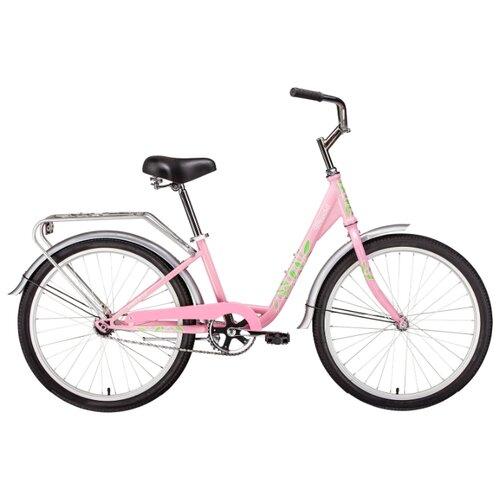 Подростковый городской велосипед FORWARD Grace 24 (2019) розовый (требует финальной сборки)Велосипеды<br>