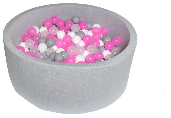Детский бассейн Hotenok Розовый праздник (sbh009)