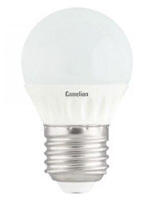 Лампа светодиодная Camelion 11374, E27, G45, 3Вт