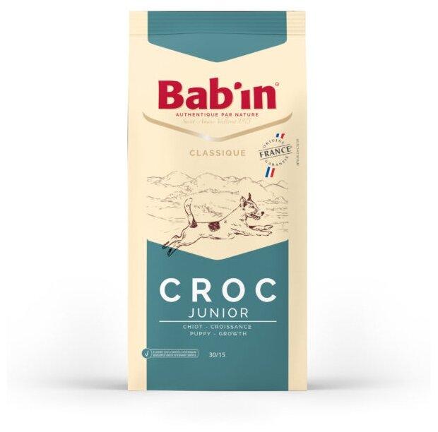 Корм для собак Bab'in (15 кг) Classic Croc Junior