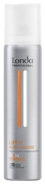 Londa Professional Lift It мусс для создания прикорневого объема сильной фиксации