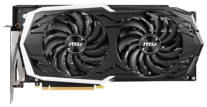MSI Видеокарта MSI GeForce RTX 2070 1410MHz PCI-E 3.0 8192MB 14000MHz 256 bit HDMI HDCP Armor