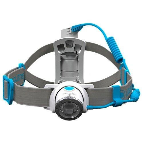 Налобный фонарь LED LENSER NEO10R синий
