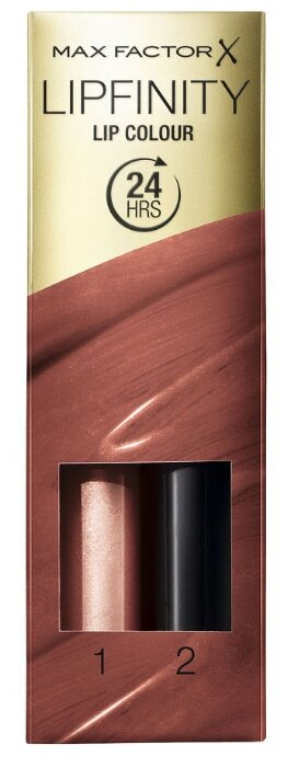 Max Factor Набор для макияжа губ Lipfinity тон 070 Spicy