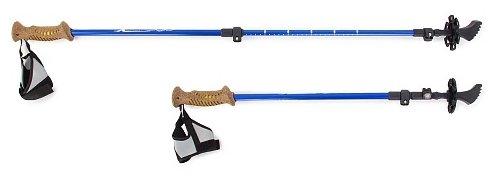 Палка для скандинавской ходьбы 2 шт. Larsen Extreme 70-140 см