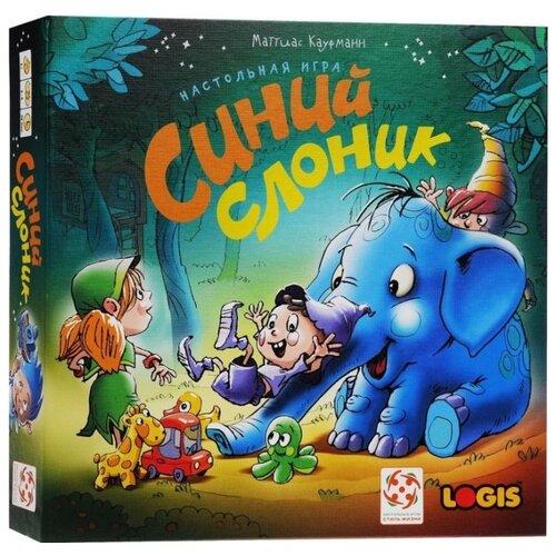 Настольная игра Стиль Жизни Синий слоник игра забавный слоник game