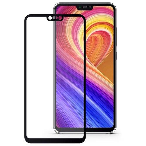 Купить Защитное стекло Mobius 3D Full Cover Premium Tempered Glass для Xiaomi Mi 8 Lite черный