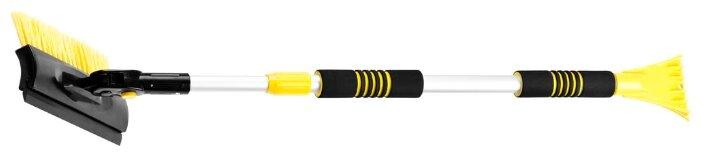 Телескопическая щетка-скребок STAYER Profi (61042-145)