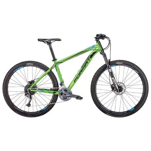 Фото - Горный (MTB) велосипед Format 1213 27.5 (2019) зеленый S (требует финальной сборки) горный mtb велосипед merida matts 7 20 2020 glossy purple lilac s требует финальной сборки
