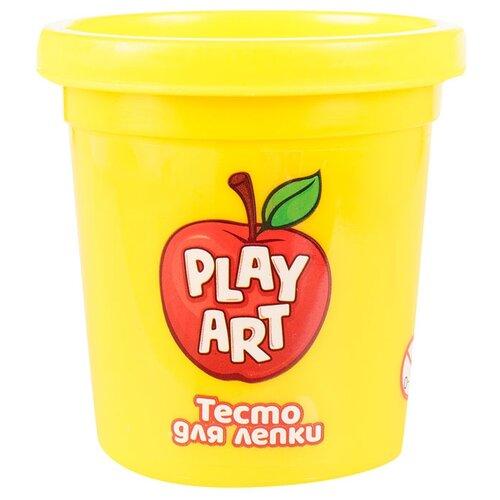 Масса для лепки Play Art 1 банка 85 г желтый (PA-3167-Y) масса для лепки play art 1 банка 85 г желтый pa 3167 y