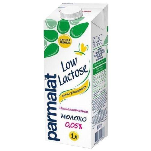 Молоко Parmalat Natura Premium Low Lactose ультрапастеризованное низколактозное 0.05%, 1 лМолоко<br>