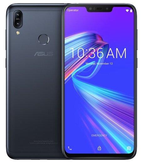 Смартфон Asus Zenfone Max (M2) ZB633KL 3/32Gb blue