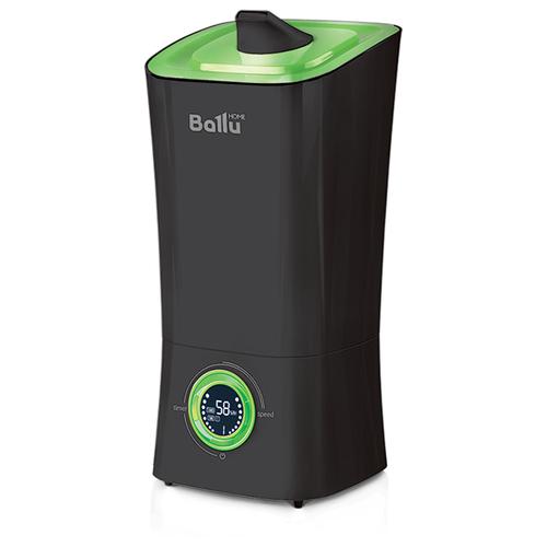 Увлажнитель воздуха Ballu UHB-205, черный/зеленый