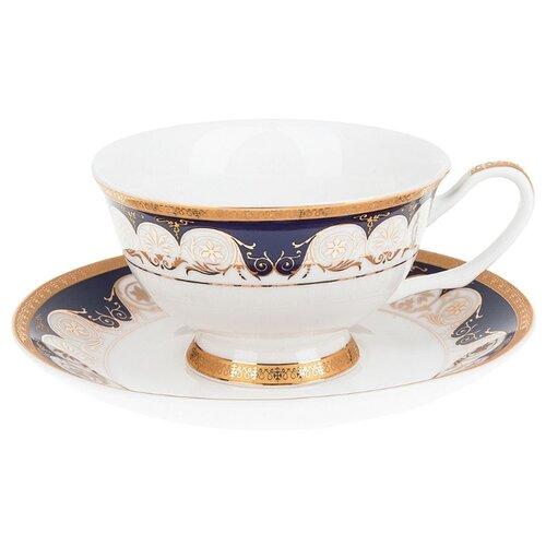"Best Home Porcelain Чайная пара ""Indigo"" 200 мл (подарочная упаковка)"