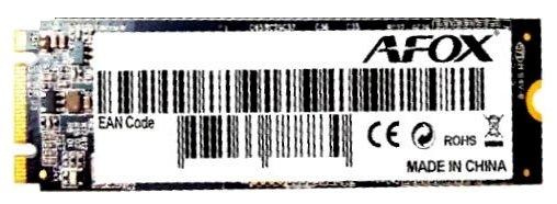 Твердотельный накопитель AFOX AFM2LD3BW240G