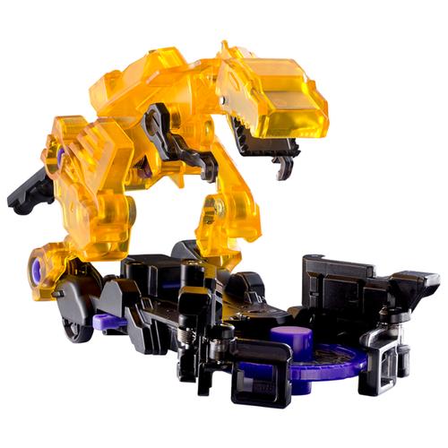 Интерактивная игрушка трансформер РОСМЭН Дикие Скричеры. Линейка 2. Ти-Реккер (35867) интерактивная игрушка трансформер росмэн дикие скричеры линейка 2 манкиренч 34825 красный