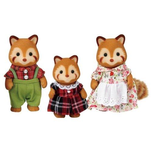 Купить Фигурки Sylvanian Families Семья красных панд 5215, Игровые наборы и фигурки