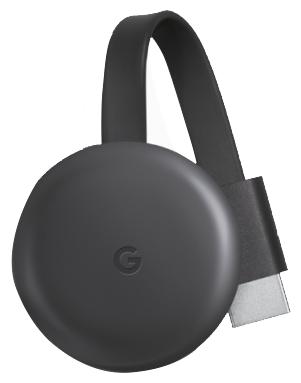 Google Медиаплеер Google Chromecast 2018