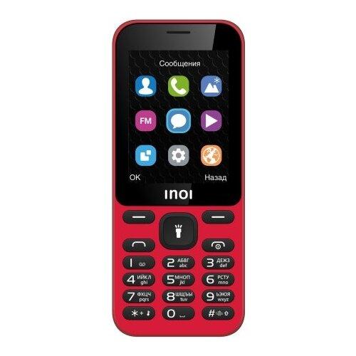 Телефон INOI 239 красный