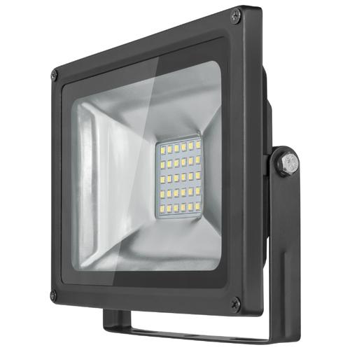 Прожектор светодиодный 30 Вт ОНЛАЙТ OFL-30-6K-BL-IP65-LEDПрожекторы<br>