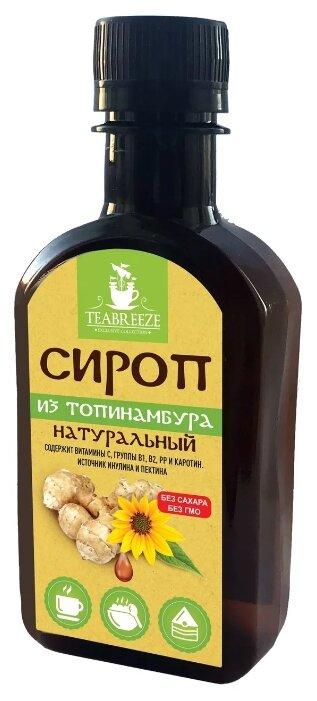 TeaBreeze сироп из топинамбура жидкость