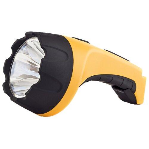 Ручной фонарь Яркий Луч LA-20 желтый/черный